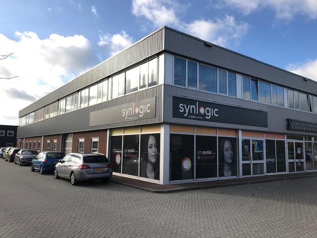 Kantoorruimte Zwolle Branderweg 1E9 Buitenkant