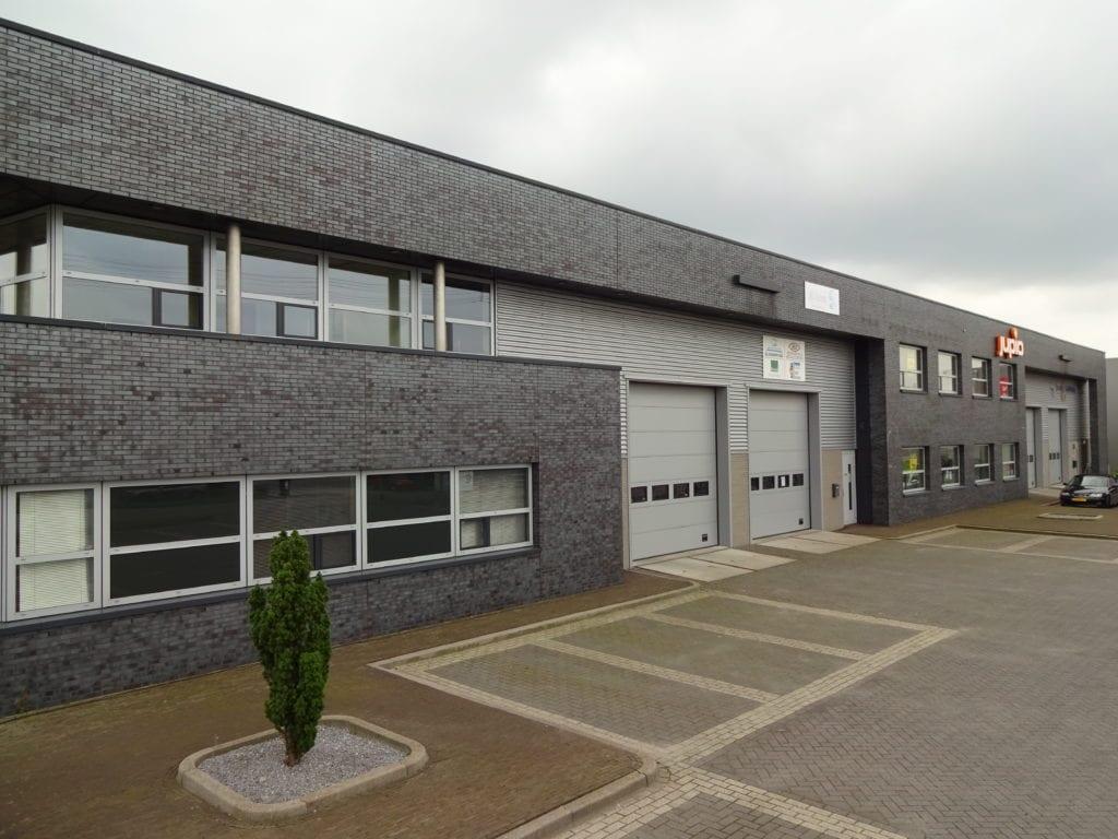 Bedrijfsruimte Kantoorruimte te huur Groningen Wasaweg 29 buitenkant