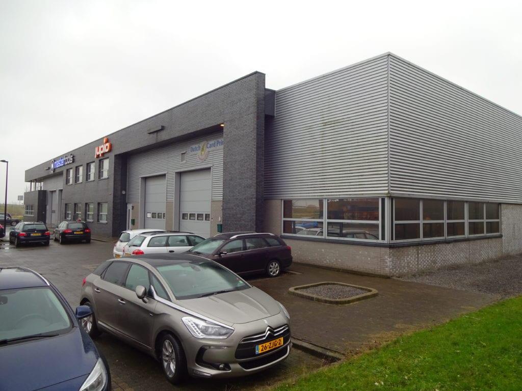 Bedrijfsruimte Kantoorruimte te huur Groningen Wasaweg 29