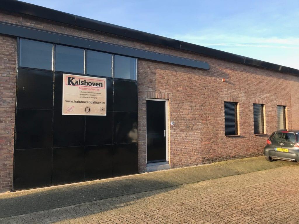 Bedrijfsruimte Kantoorruimte te huur Zwolle Ternatestraat 9 Binnenkant 4