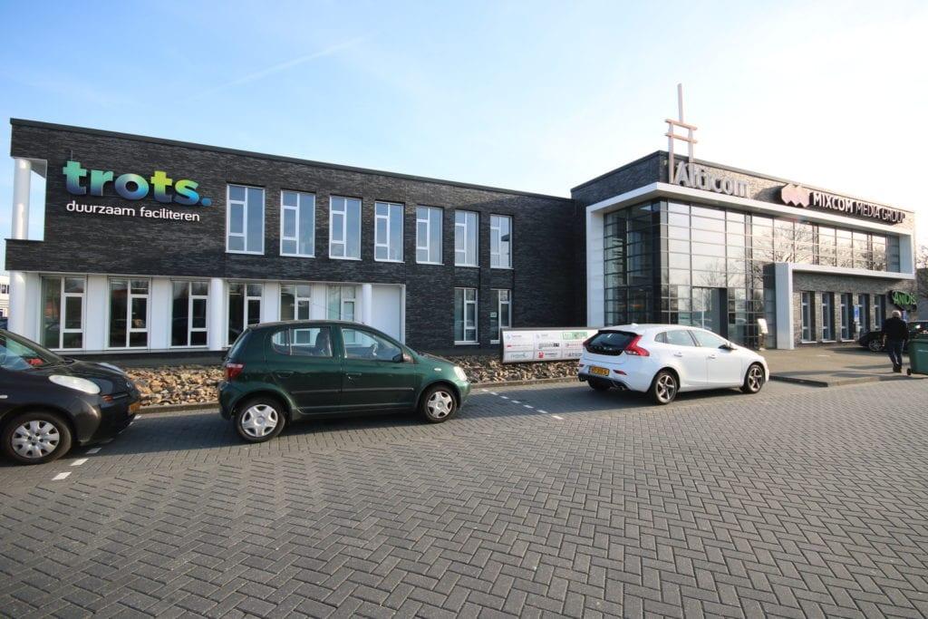 Kantoorruimte te huur Zwolle Branderweg 7 Buitenkant