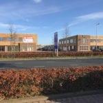 Bedrijfsruimte Kantoorruimte te huur Zwolle Ceintuurbaan 14V Buitenkant 2