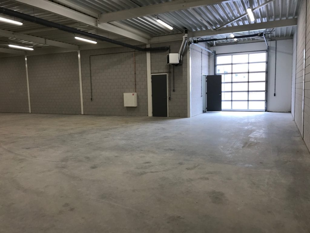 Bedrijfsruimte Kantoorruimte te huur Zwolle Ceintuurbaan 14V Binnenkant 2