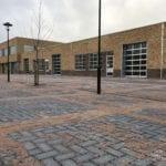 Bedrijfsruimte Kantoorruimte te huur Zwolle Ceintuurbaan 16H Buitenkant 2
