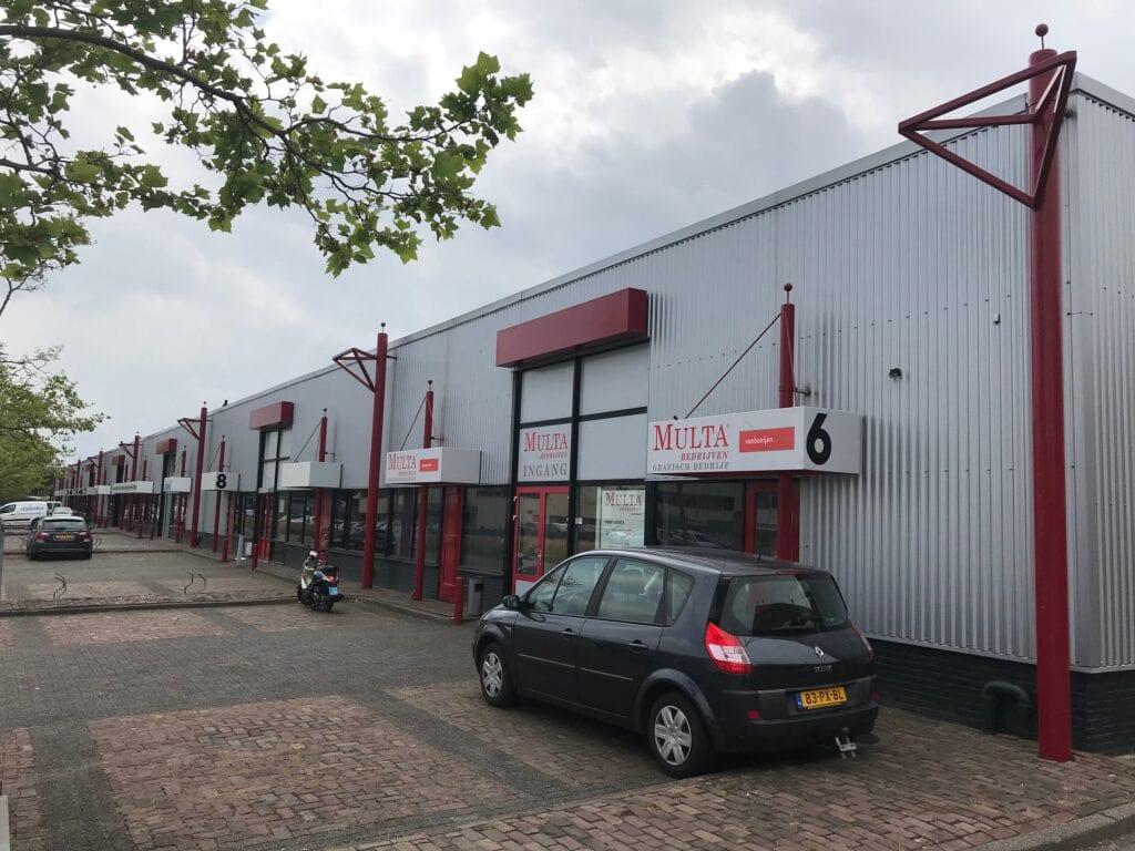 Bedrijfsruimte Showroomruimte Kantoorruimte Winkler Prinsstraat 10 Assen Van Triest Vastgoed te huur