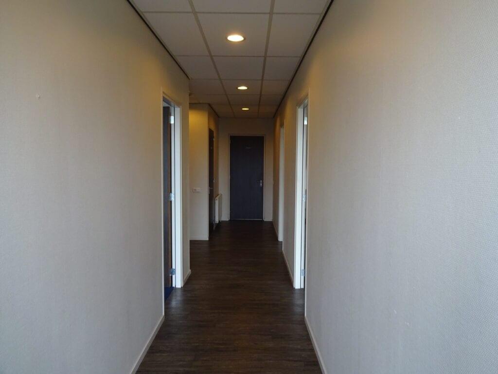 Bedrijsruimte kantoorruimte te huur Zwolle Van Triest