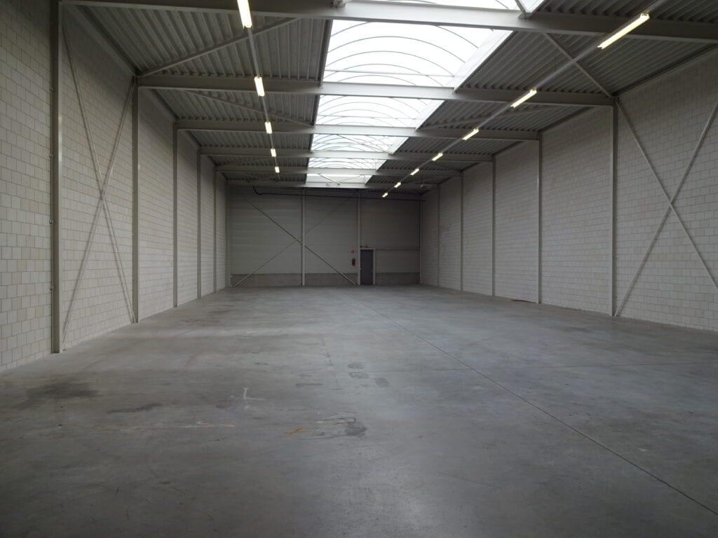 Te huur bedrijfsruimte Zwolle Van Triest Hoogeveen