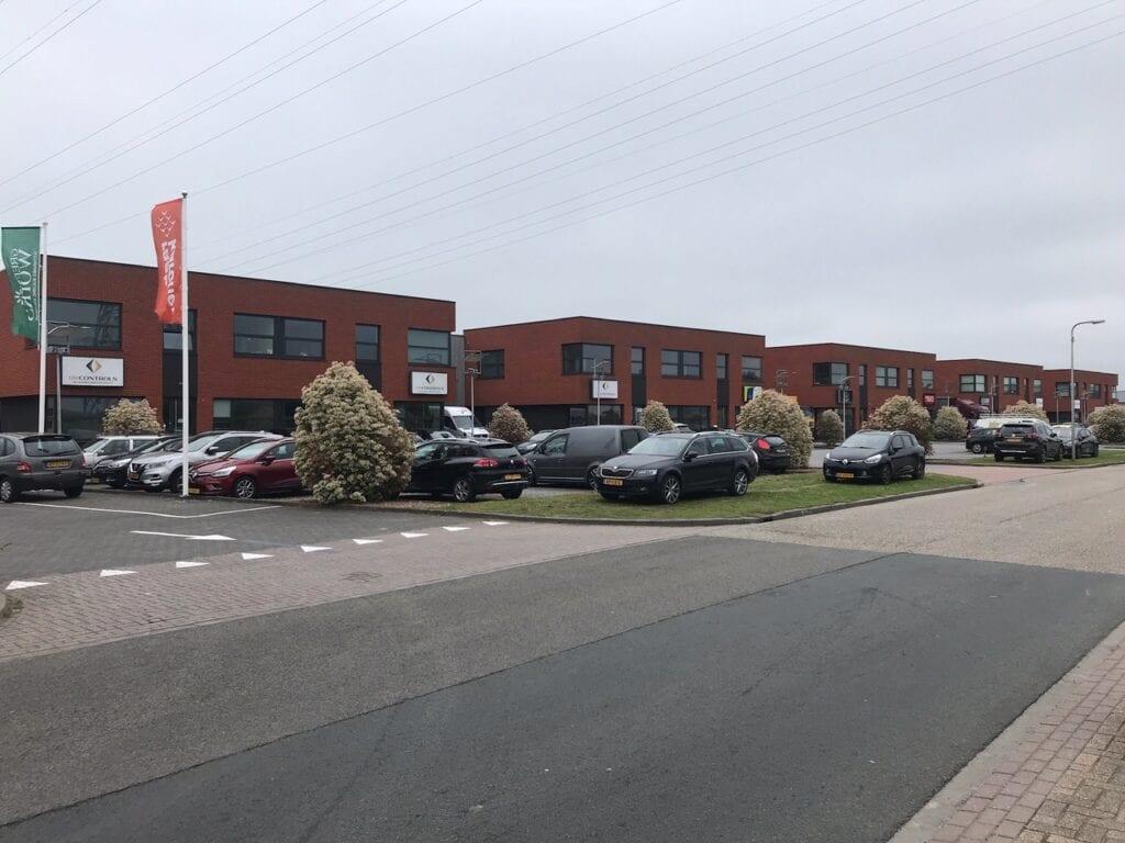 bedrijfsruimte te huur Paxtonstraat Zwolle Van Triest Vastgoed